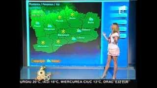 Vremea cu Flavia Mihăşan 20/03/2014