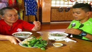 Biyahe ni Drew: Eating pho at Palawan's Vietnamese Village