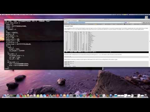 Use Crash tool to analyze kernal core dump in CentOS 6.x