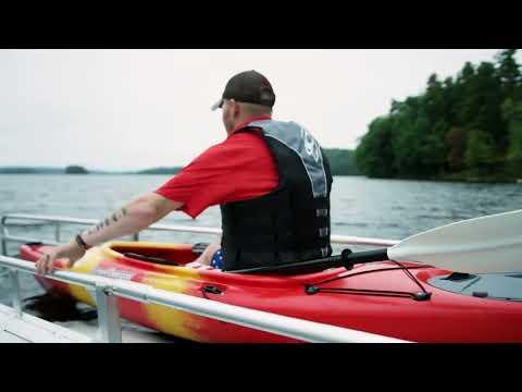EZ Dock: The Travis Mills Foundation