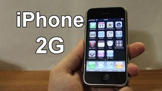 Полный обзор iPhone 2G 2007 года. Как начиналась история легендарного iPhone