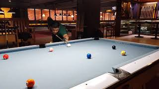 Bom2 at Redball with PERI CUE EXD-S3