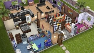 The Sims Freeplay- Beachside Escape