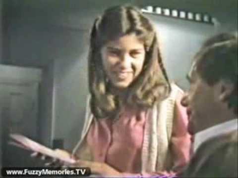 Nancy McKeon On A Hallmark Commercial