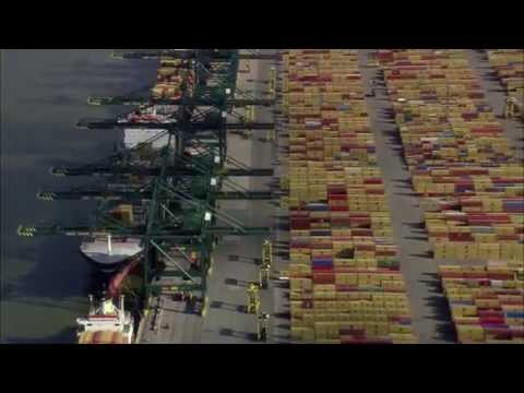 MSC Home Terminal : Second largest container terminal in the world