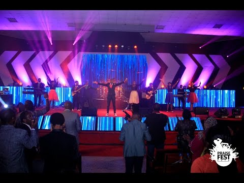 Praise Fest 2016 - The Groove Band Performance