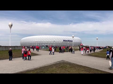 Bayern München vs MSV Duisburg 6.5.2017  LIVE Allianz Arena