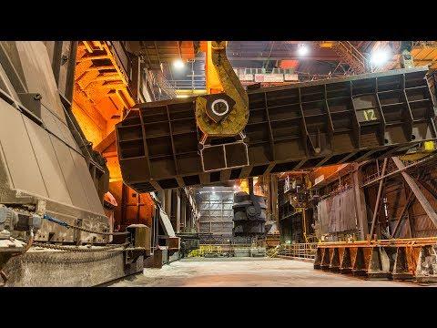 Engineering bij Tata Steel : Vervanging convertors in de oxystaalfabriek