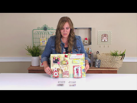 Giftable Crafting with Lori Whitlock and Sizzix