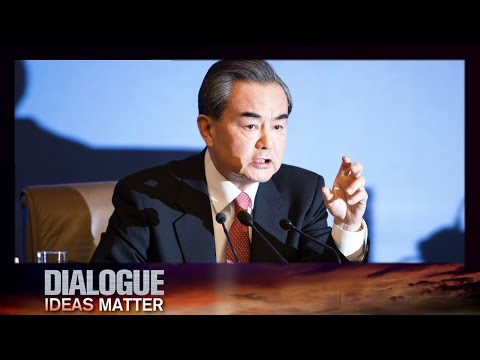 Dialogue— Wang Yi's Foreign Policy Speech 12/04/2016 | CCTV