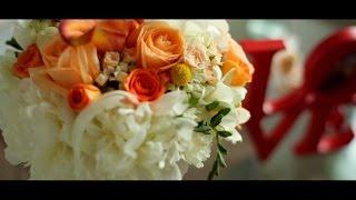 Абрикосовая свадьба в Бобруйске Инны и Славы 28.06.14 ! Свадебный клип, свадьба в Бобруйске.