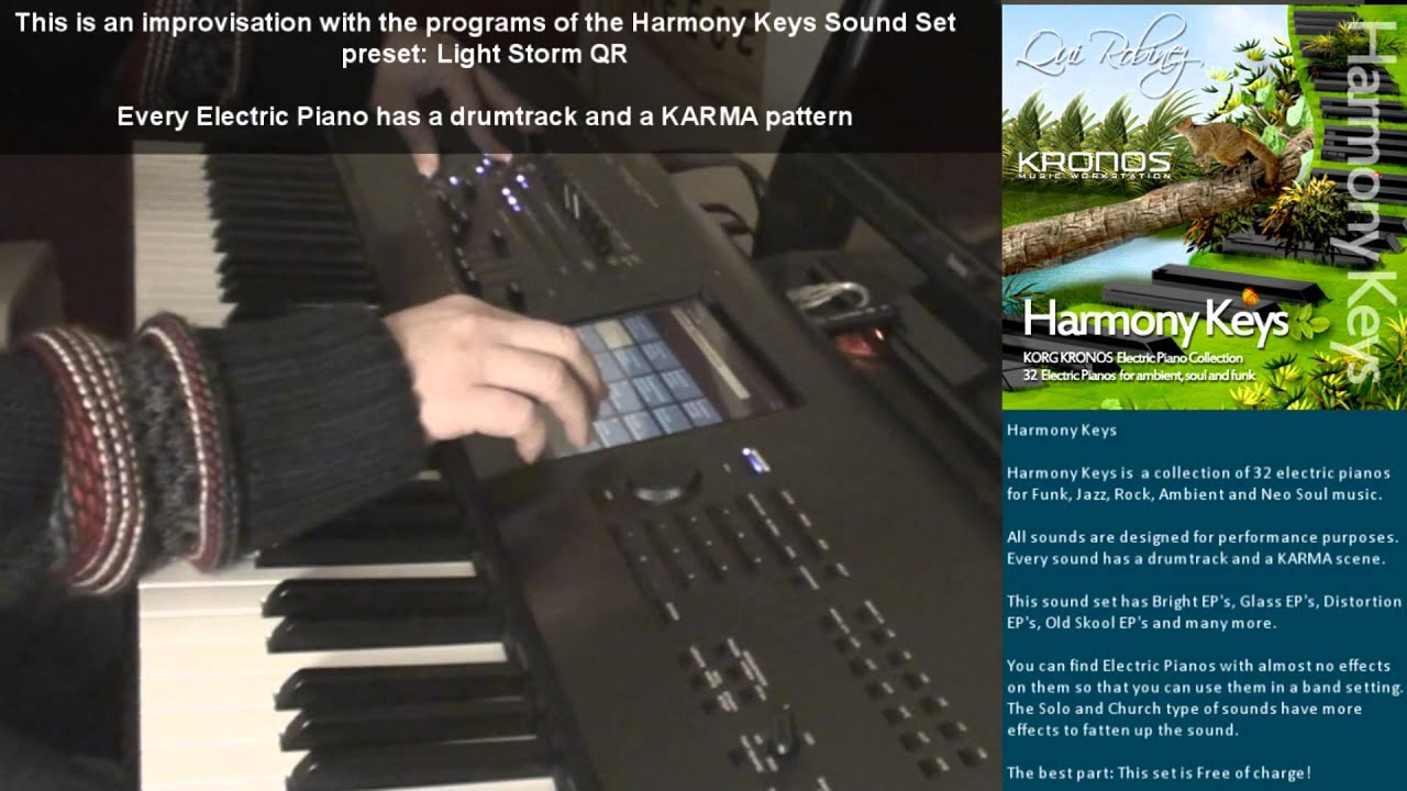 Korg Forums :: View topic - Dx Fm Crystal Piano