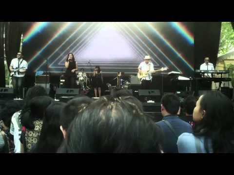 Ecoutez! - Maafkan (Tak Sempurna) at Java Soulnation 2012