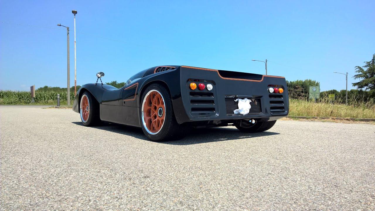 """Mclaren Kit Car >> Manta Mirage """" McLaren M8 """" - YouTube"""