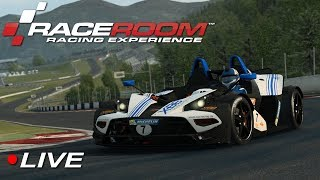 RaceRoom Super Racer esport Competition Round 1 - Red Bull Ring | Live