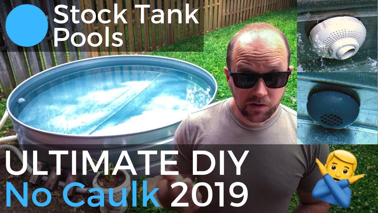The Stock Tank Pool ULTIMATE DIY Setup Guide (3 Steps