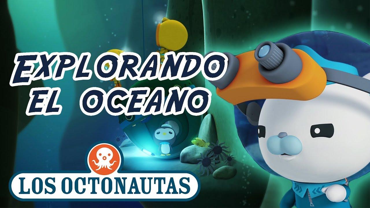 Los Octonautas Oficial Español | Explorando El Oceano | Peces De Todos Los Colores