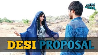 Desi Proposal Up Boy II Ashish Mahoba