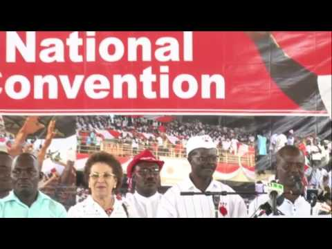 Progressive Peoples Party (P.P.P) conference  2016