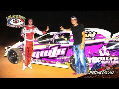 #QW1K Kenneth Montgomery - Open Wheel - 8-25-18 105 Speedway - In Car Camera