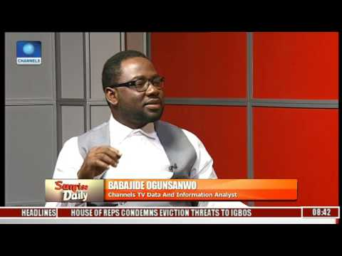 Analysing Nigeria's Unemployment Rate With Babajide Ogunsanwo Pt 1