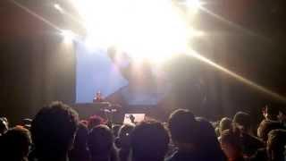 Jay-Jay Johanson - Rocks In Pockets - Yotaspace Moscow Live