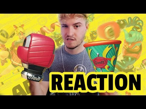 REACTION - ARMS Direct for Nintendo Switch