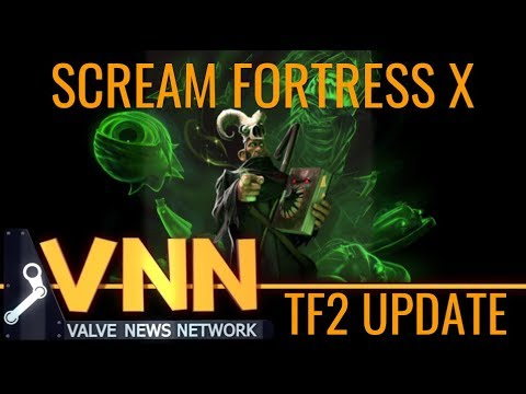 TF2 Scream Fortress X Update Explained