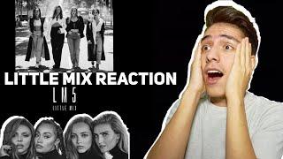 Little Mix LM5 ALBUM REACTION   E2 Reacts