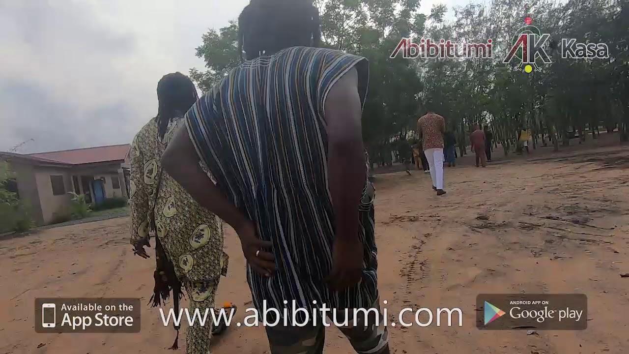 Ancestor Project: Kwame Akoto Bamfo in Ada Foah