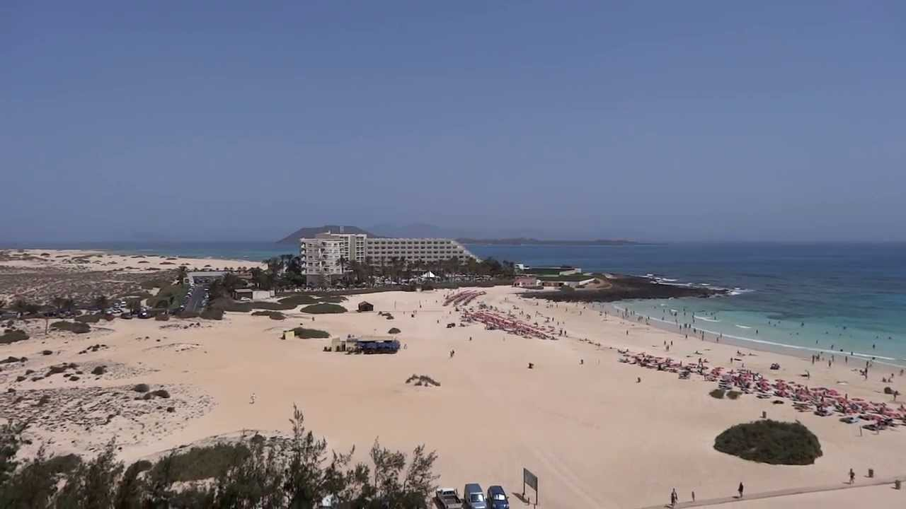 Hotel Corralejo Beach - Corralejo, Fuerteventura, Spanien ... |Hotel Corralejo Fuerteventura