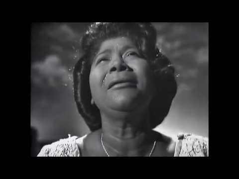 Silent Night- Mahalia Jackson