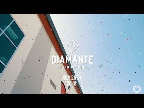 Diamante Grand Opening - Industrial Buildings