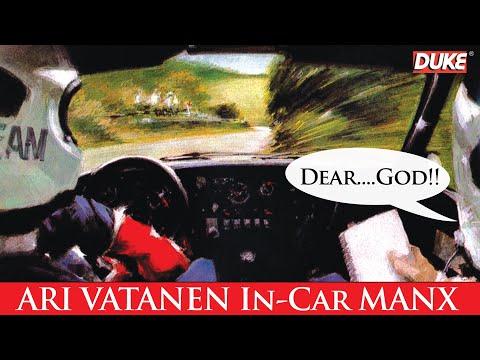 Ari Vatanen's huge