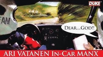 Ari Vatanen's huge Manx moment! In-Car Manx Rally 1983 - Isle of Man