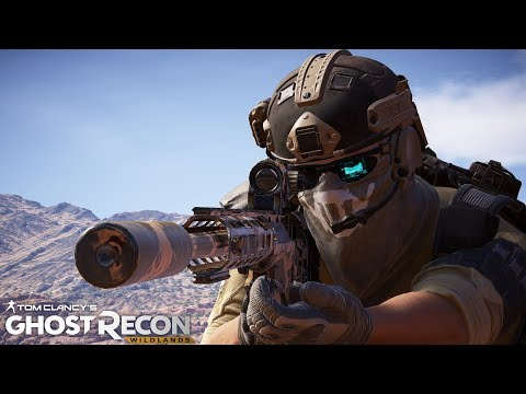 Ghost Recon Wildlands: Operation Future Soldier's Stealth Mission