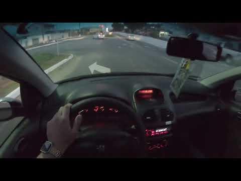 Voltinha Com Peugeot 206 POV. @ppsgarage