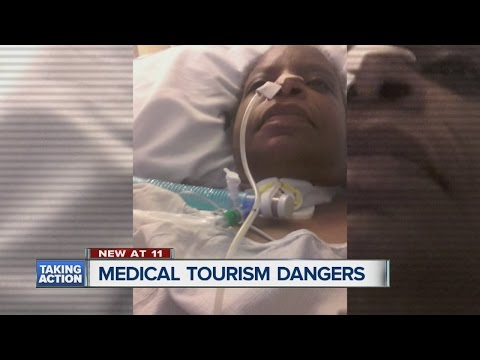 Dangers of medical tourism