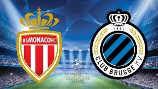 UEFA Champions League 2018/19 - AS Monaco V Club Brugge - 06/11/18 - FIFA 19