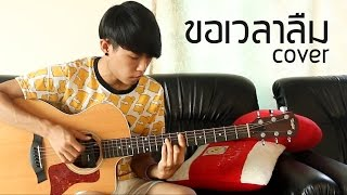 ขอเวลาลืม - Fingerstyle Guitar Cover by tonpalm
