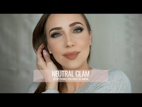 THE PERFECT NEUTRAL MAKEUP TUTORIAL INSPIRED BY DESI PERKINS | MALEIGH OF MLAartistry thumbnail
