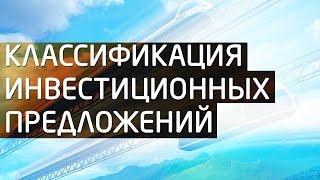 видео Классификация инвестиций