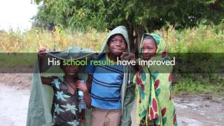 From fields to school - Stephen's story