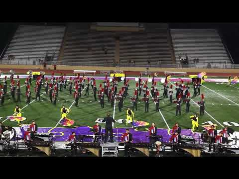 Tomball High School Band 2017 (3rd Game Full Show)...