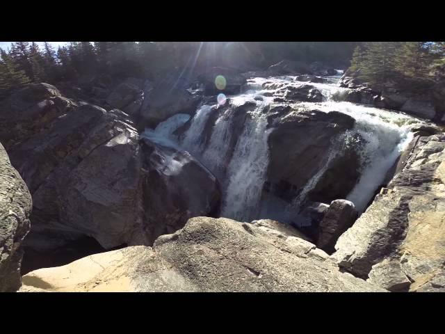 Ram Falls, Western Alberta (3)