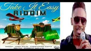 Christopher Martin - Playing Games With My Heart - Take It Easy Riddim - Ranch Entert - August 2014