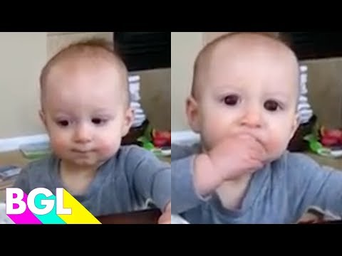 Super Sneaky Babies! | Funny Baby Videos 2018