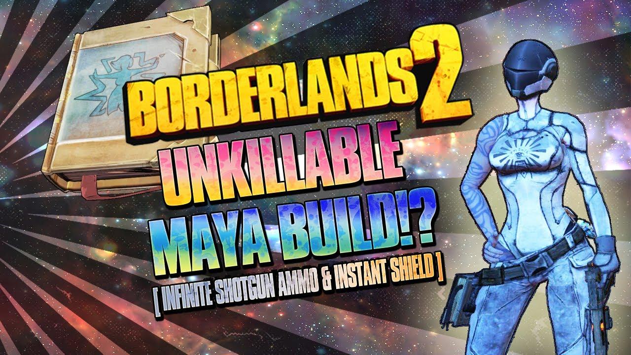 Best Lvl  Siren Build Borderlands