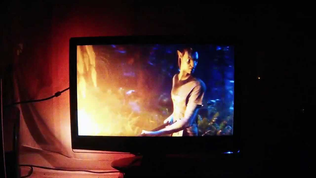 Arduino Ambilight TV with Processing - Ozilight Part 2