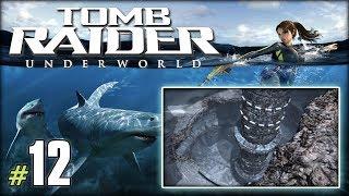 """TOMB RAIDER Underworld #12 - Wyspa Jan Mayen [1/2] - """"Wielki słup"""""""